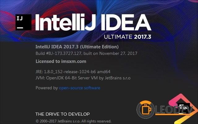 Intellij Idea 2017.3 сервер лицензий